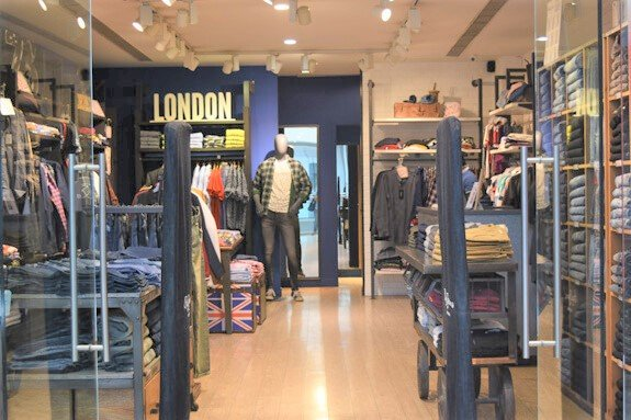 reputable site ab96f 74da2 Pepe Jeans London Store in Goregaon, Mumbai - Oberoi Mall