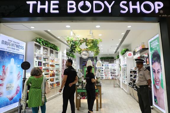 The Body Shop Store in Goregaon, Mumbai - Oberoi Mall
